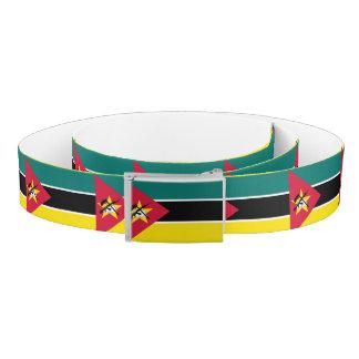 Mozambique Flag Belt