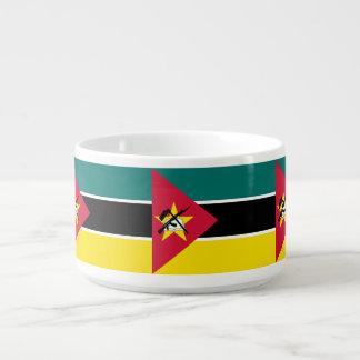 Mozambique Flag Bowl