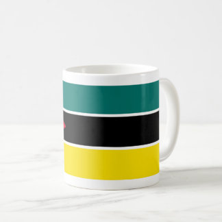 Mozambique Flag Coffee Mug