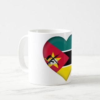 Mozambique Flag Coffee Mug