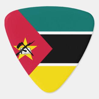 Mozambique Flag Guitar Pick