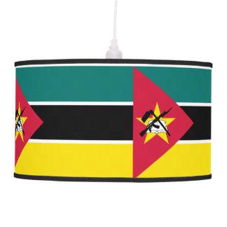 Mozambique Flag Pendant Lamp