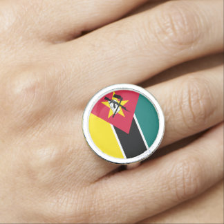 Mozambique Flag Ring