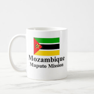 Mozambique Maputo Drinkware Coffee Mug