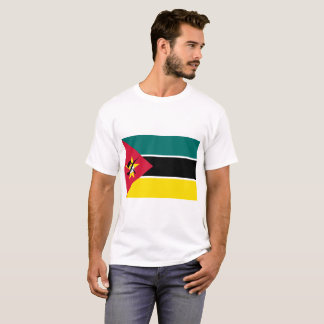 Mozambique National World Flag T-Shirt