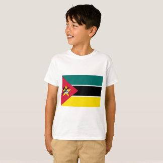 Mozambique National World Flag T-Shirt