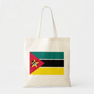 Mozambique National World Flag Tote Bag