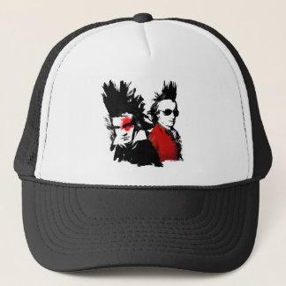 Mozart Beethoven Punk Trucker Hat