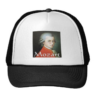 Mozart gifts for music lovers hat