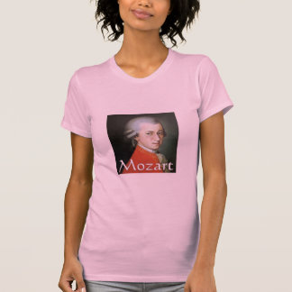 Mozart gifts for music lovers shirt