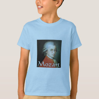 Mozart gifts for music lovers t shirt