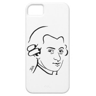 Mozart iPhone 5 Case