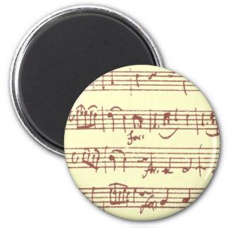 """Mozart Magnet 2-1/4"""""""