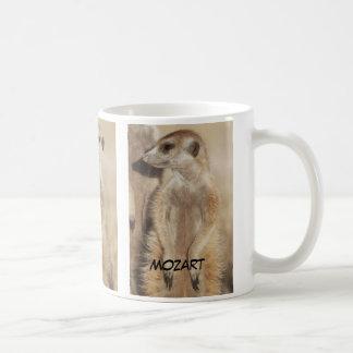 Mozart meerkat Mug