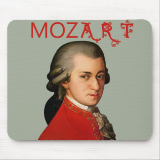 mozART Mouse Pad