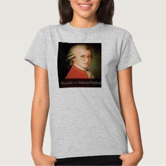Mozart was Homeschooled Tee Shirts