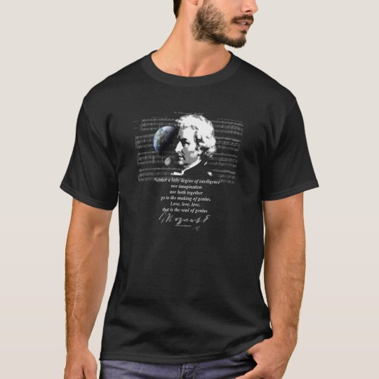 MOZART WHERE ART THOU? T-Shirt
