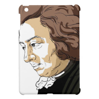 Mozart (Wolfgang Amadeus Mozart) iPad Mini Cover