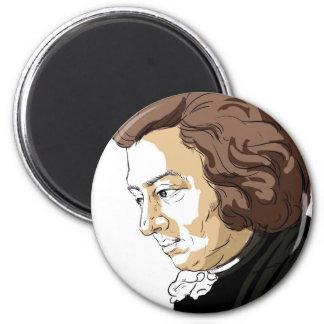 Mozart (Wolfgang Amadeus Mozart) Magnet
