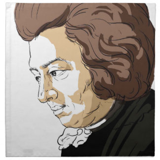 Mozart (Wolfgang Amadeus Mozart) Napkin