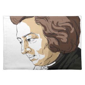 Mozart (Wolfgang Amadeus Mozart) Placemat