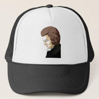 Mozart (Wolfgang Amadeus Mozart) Trucker Hat