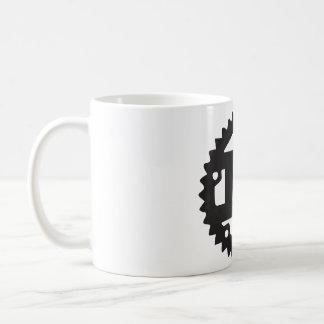 Mozilla Rust Mug