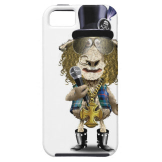 Mozz Mutton a Heavy Metal rock SHEEP Case For The iPhone 5