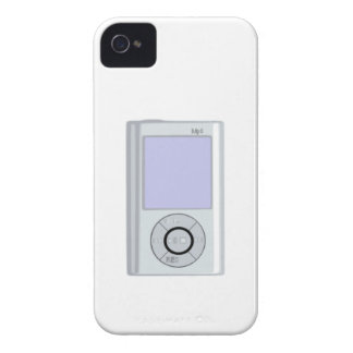 MP3 Player Case-Mate iPhone 4 Case