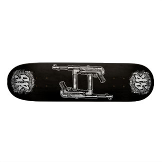 """MP 40 8 1/8"""" Skateboard"""