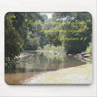 MP - Philippians 4:4 Mouse Pad