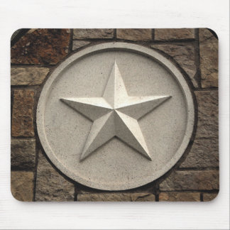 MP Texas Star of Stone Mouse Pad