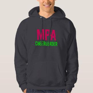 MPA, CHEERLEADER HOODIE