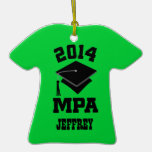 MPA Class of 2014 Gaduate Keepsake Ornament