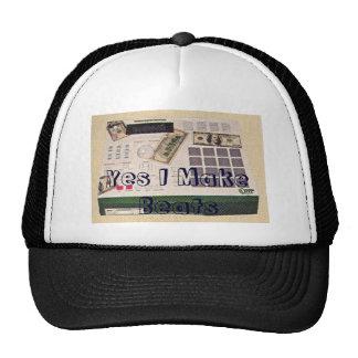 MPC-2000, Yes I Make Beats Trucker Hat