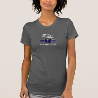 MPG - Piston - Front only with Phone - Small Art T-Shirt