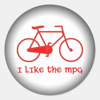MPG Stickers