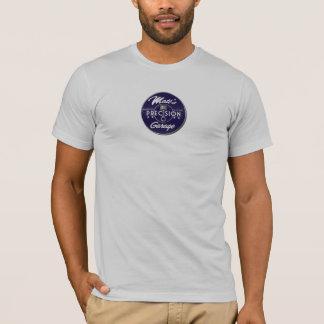 MPG Truck back, logo front, dark T-Shirt