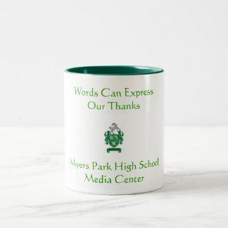 MPHS Media Center Mug