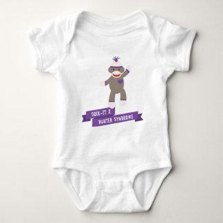 MPS Awareness Apparel Baby Bodysuit
