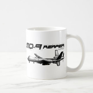 MQ-9 Reaper Coffee Mug