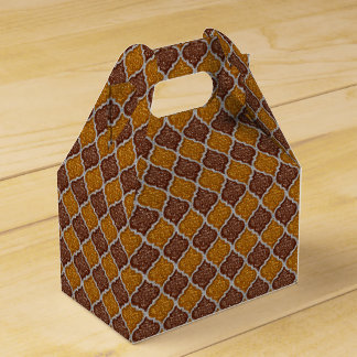 MQF-Sequins-Copper Drk-Gold-Silver-Gable Favor Box
