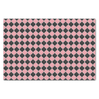 MQF-Sequins-DUSTY PINK-BLACK-W-TISSUE WRAP PAPER