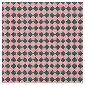MQF Sequins-Dusty Pink-Black-White-FABRICS Fabric