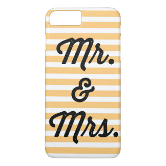 Mr and Mrs Iphone case