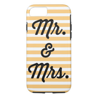 Mr and Mrs Iphone caser iPhone 8/7 Case