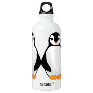 Mr. and Mrs. Penguin Design