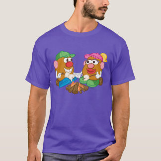 Mr. and Mrs. Potato Head - Campfire T-Shirt