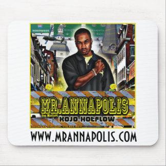 Mr. Annapolis Mousepad