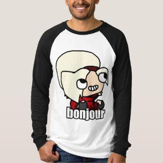 Mr. Ash - fsjal - Black T-Shirt